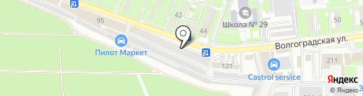Магазин оригинальных чехлов на карте Новороссийска