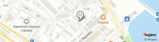 СТЛ Груп на карте Новороссийска