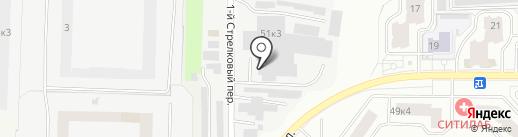 БЭСТ на карте Мытищ