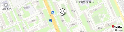 777 на карте Домодедово