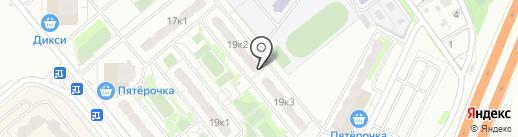 Жасмин на карте Домодедово