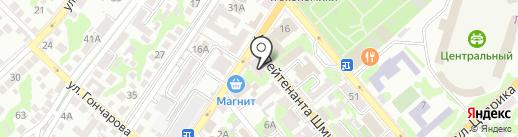 Neofit на карте Новороссийска