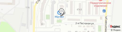 BRAVO на карте Мытищ