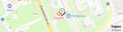 Come in PUB на карте Домодедово
