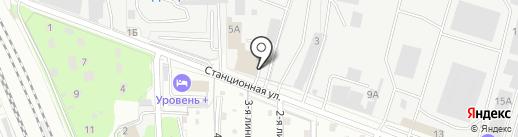 Виктория на карте Домодедово