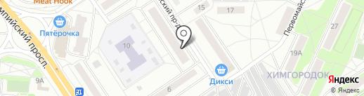 Энерго-Комплект на карте Мытищ