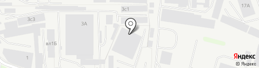 ХОД Логистика на карте Домодедово