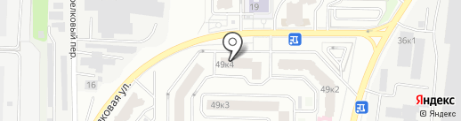 IDService на карте Мытищ