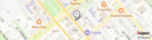 Братство православных следопытов на карте Новороссийска