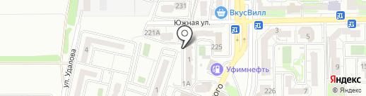 Онна на карте Новороссийска