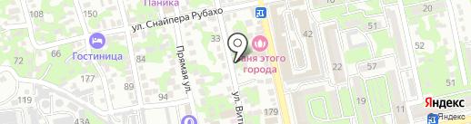 Новоросэксперт на карте Новороссийска