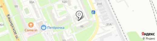 Арина Фарм на карте Домодедово