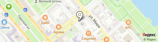 Hungry boys на карте Новороссийска