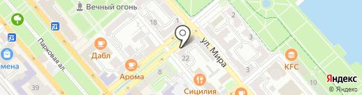 Aunti Anne`s на карте Новороссийска