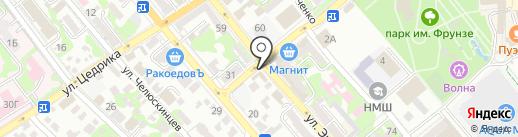 7Sky на карте Новороссийска