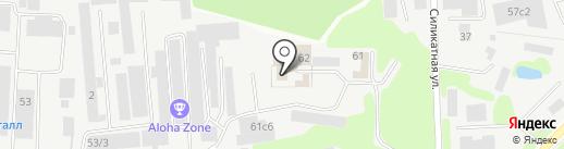 Sloplast на карте Мытищ