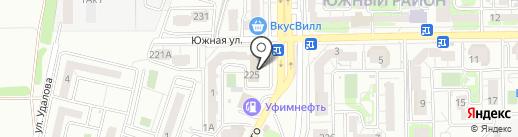 BIA на карте Новороссийска