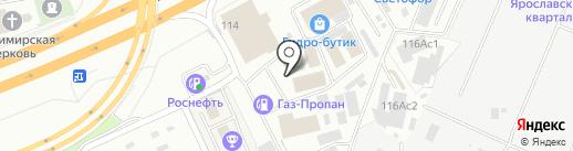 MnogoPlitki.ru на карте Мытищ