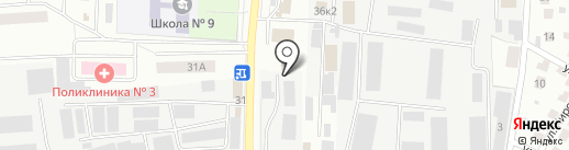 ProLock на карте Мытищ