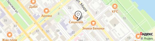 АБС логистикс на карте Новороссийска