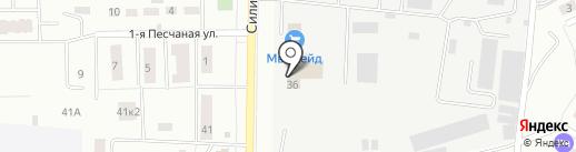 Феникс Групп на карте Мытищ
