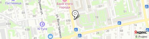 БУХГАЛТЕРИЯ БИЗНЕСА на карте Новороссийска