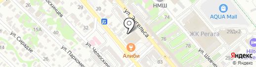 Raikiri на карте Новороссийска