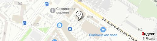 БелСтройИмпорт на карте Москвы