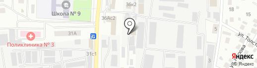 Агроимпэкс на карте Мытищ
