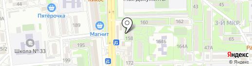 GREAT BAKER на карте Новороссийска