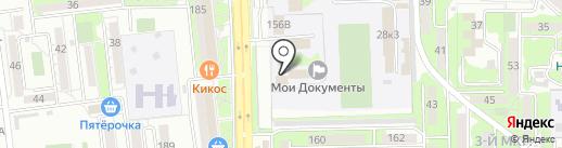 Первый БИТ на карте Новороссийска