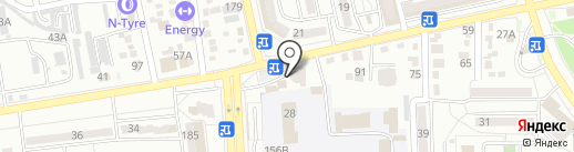 Южная Оконная Компания на карте Новороссийска