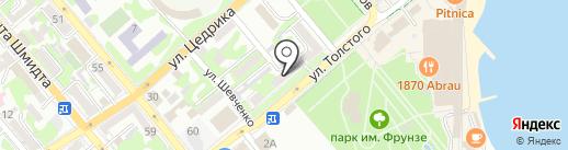 Polibit на карте Новороссийска