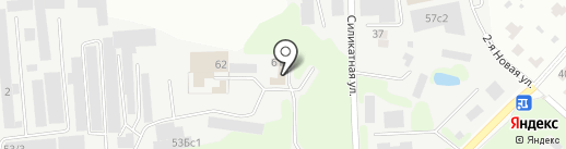 СвязьЭлектроМонтаж на карте Мытищ
