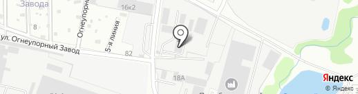 ЗеленСтройСервис на карте Домодедово