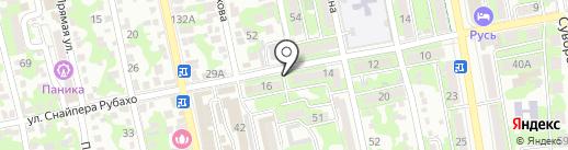 Atelier Anjelica на карте Новороссийска