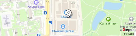 kimku.ru на карте Новороссийска