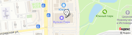 Raymond на карте Новороссийска