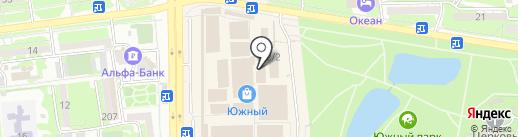 Новый свет на карте Новороссийска