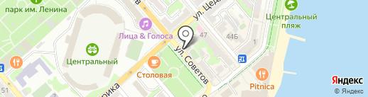 ФонБет на карте Новороссийска