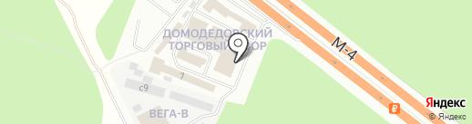Мир Красок на карте Домодедово