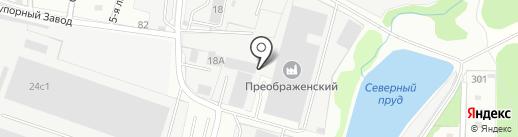 Эксклюзив на карте Домодедово
