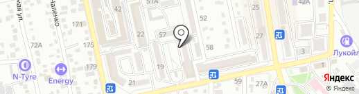 Охрана МВД России, ФГУП на карте Новороссийска