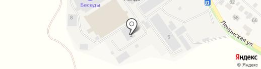 ГЕОНАСОС на карте Бесед