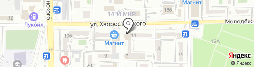 Интер Дизайн на карте Новороссийска