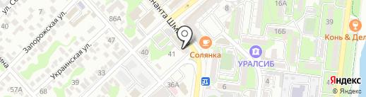 Beauty Break на карте Новороссийска