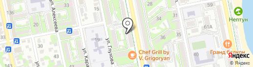 Косметологический кабинет на карте Новороссийска