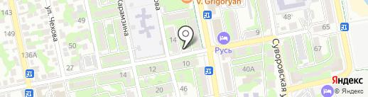 Сырная лавка на карте Новороссийска