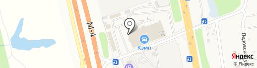 Ваша Оптика на карте Домодедово