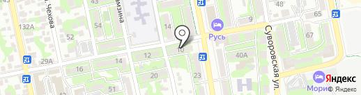 Solo на карте Новороссийска